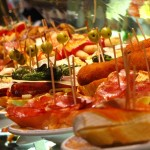 Delicious tapas, one of the many Spanish dishes we'll enjoy during the Travel, Food and Wine Writing Class
