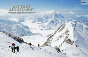 Altitude Adjustment