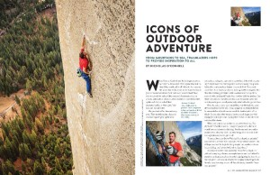 Icons of Outdoor